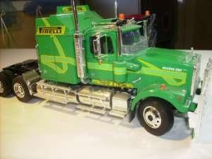 Maquette camion Clasf